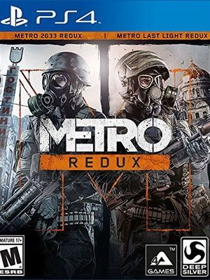 Metro Redux, Good Value and Really Great Game