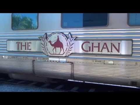 Here's Why You Should Explore Australia On The Ghan Train