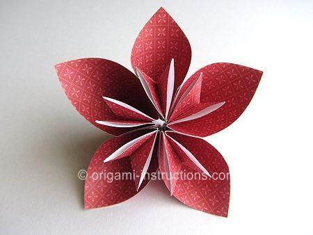 191 best origami images on pinterest creative ideas origami paper easy origami kusudama flower easy origami flowerdiy mightylinksfo