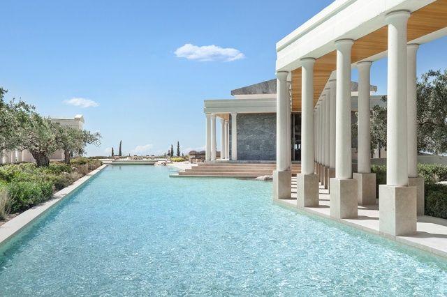 Die exklusivsten Luxushotels Griechenlands | Luxury First