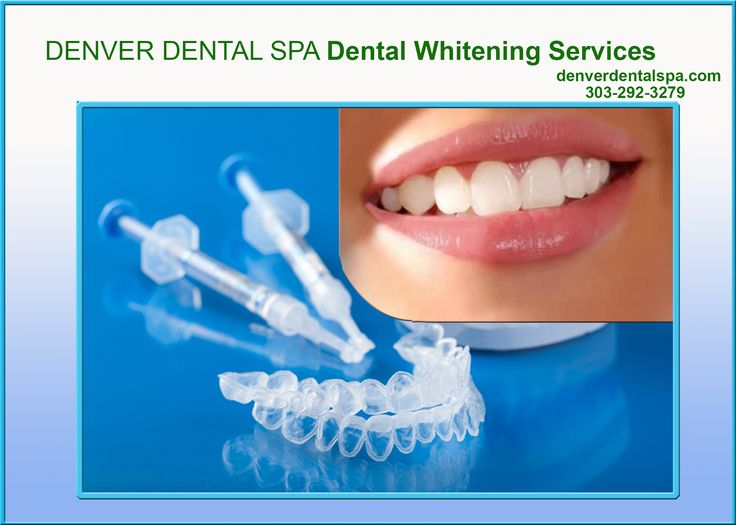 Denver dental spa provides the services teeth whitening, root planning in a Clinical excellence with comforting treatment in a spa like atmosphere. With free whitening trays and strips.