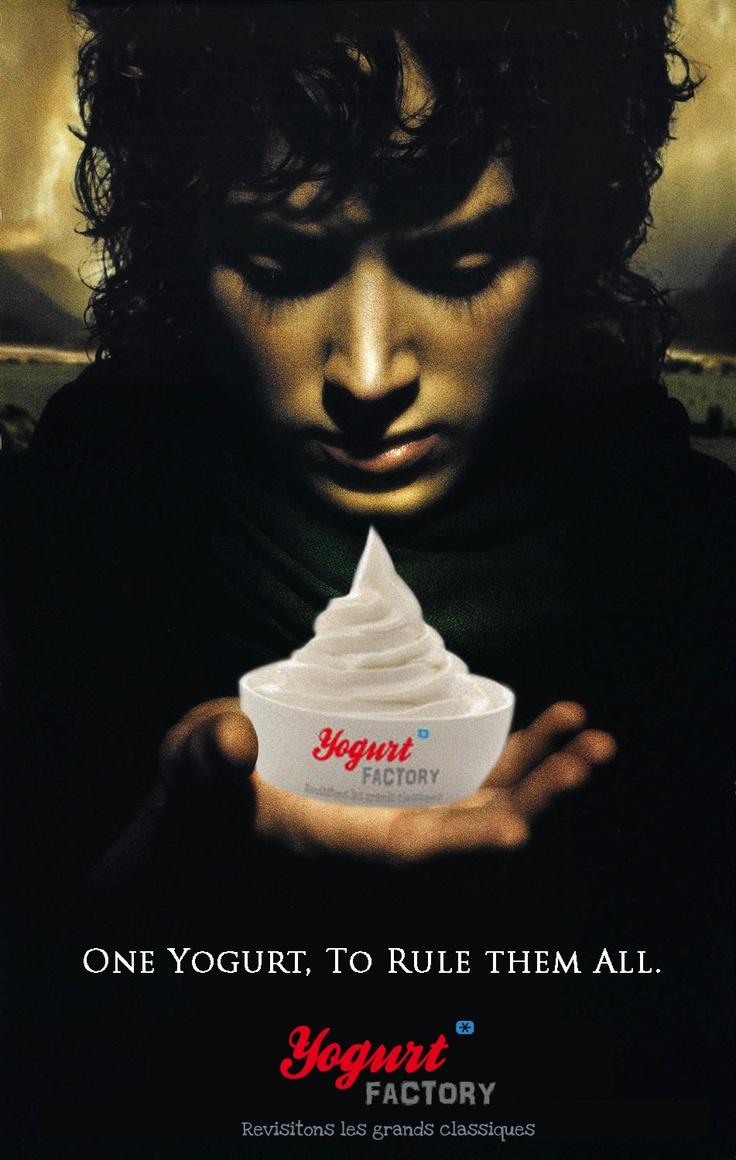 One yogurt rule them all