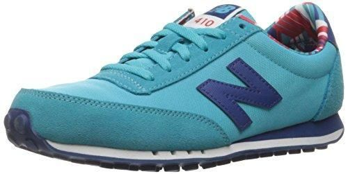 Oferta: 80€ Dto: -26%. Comprar Ofertas de New Balance 410, Zapatillas Mujer, Azul (Turquoise), 40 EU barato. ¡Mira las ofertas!