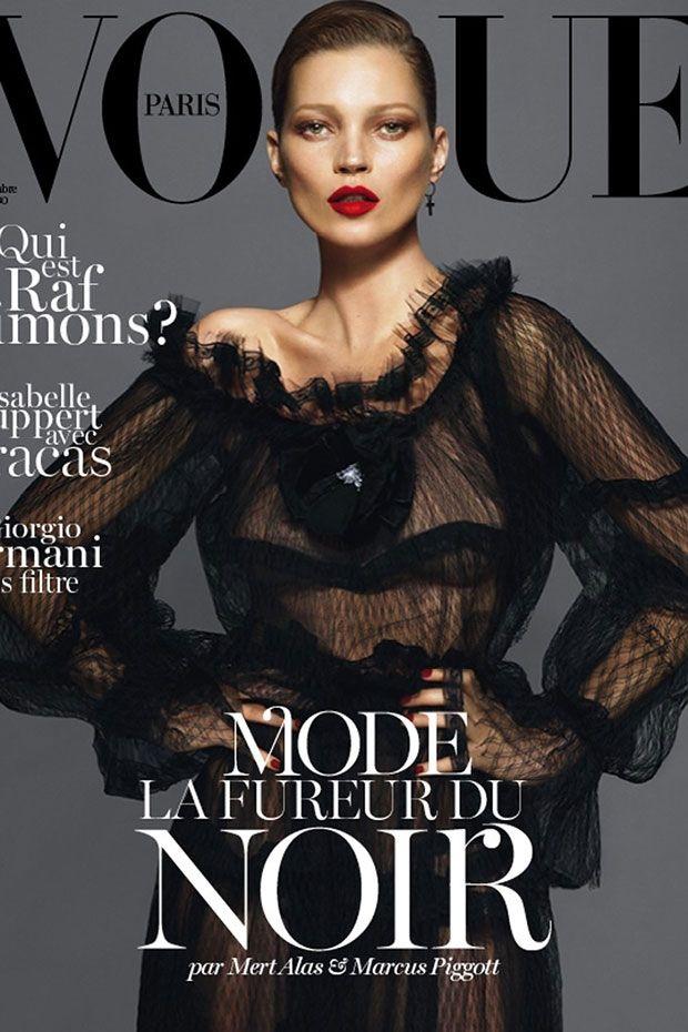 Kate Moss - September 2012: Lara Stones, French Vogue, Vogue Paris, Katemoss, Covers Photo, Vogue Magazines, Vogue Covers, Daria Werbowy, Kate Moss