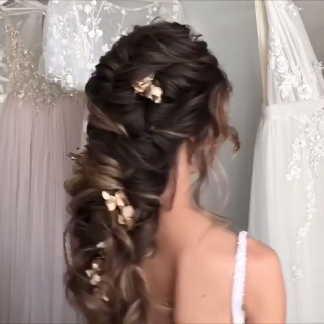 Glam Updo Style Tutorial For Wedding! –