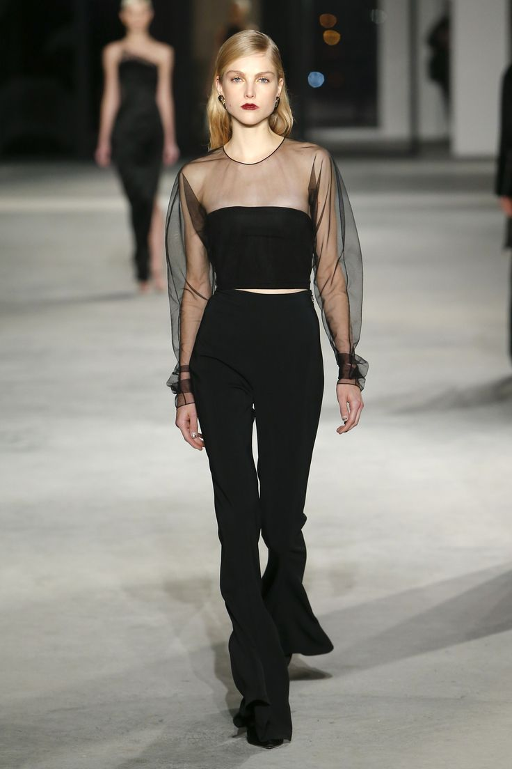 Cushnie et Ochs Fall 2018 Ready-to-Wear Collection - Vogue