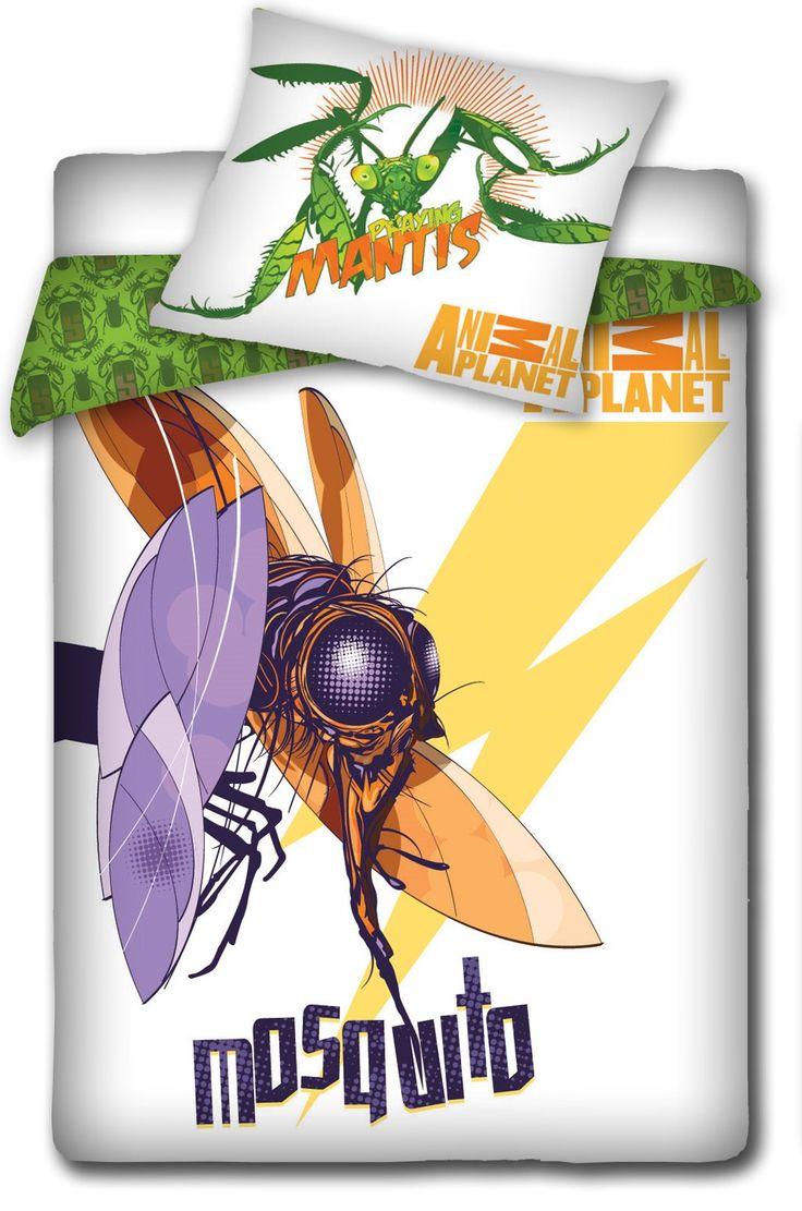 """Animal Planet """"Mosquito"""" pościel 160x200"""