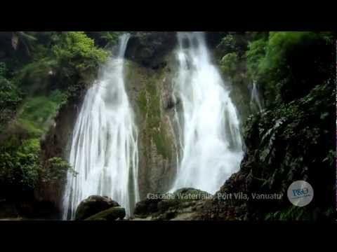 Cascade Waterfalls, Port Vila, Vanuatu