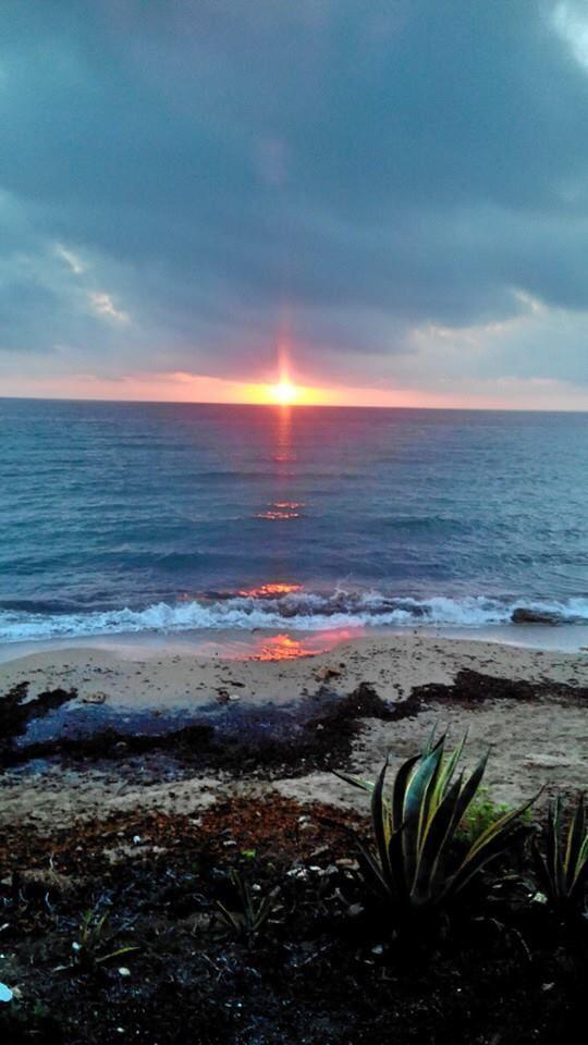 San Lorenzo Noto al tramonto. Sicilia