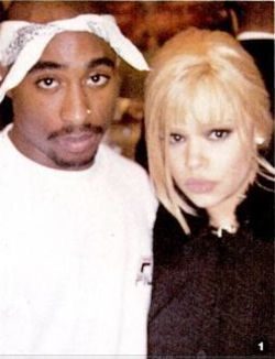 With Faith Evans who denied having sexual relations with that man.