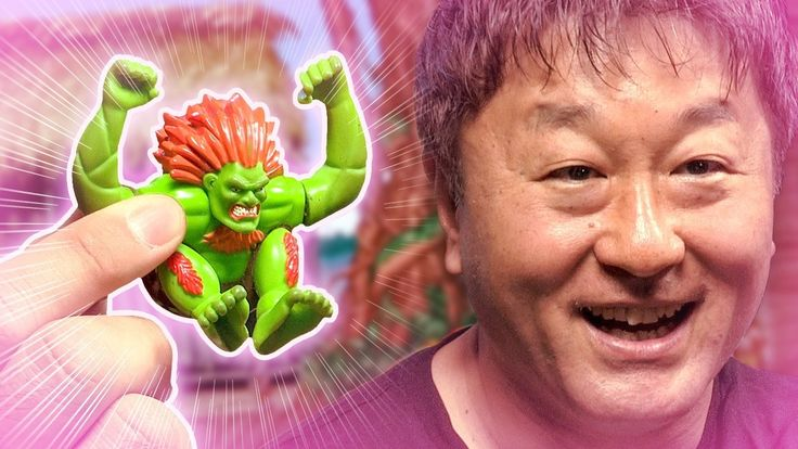 Yoshinori Ono Explains His Blanka Obsession Long-time Street Fighter producer Yoshi Ono tells us all about his love for the green-skinned Brazilian and why he takes all-around the world. August 02 2017 at 02:00PM  https://www.youtube.com/user/ScottDogGaming