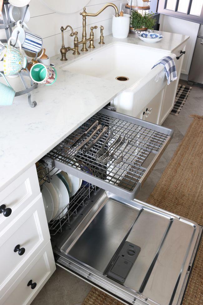 How We Chose Our Kitchen Appliances. Kitchenaid DishwasherKitchen ...