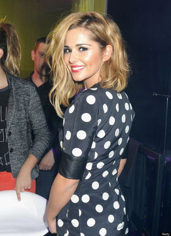 Kimberley Walsh Copies Cheryl Cole With New Hair Cut