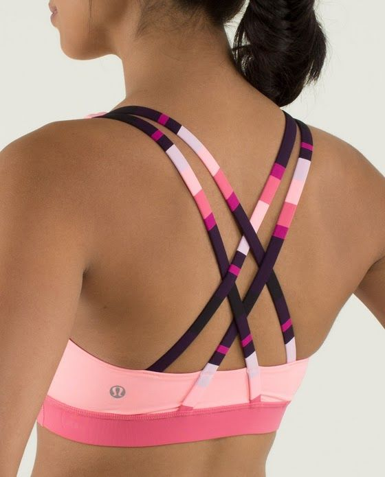 energy bra   women's bras   lululemon athletica