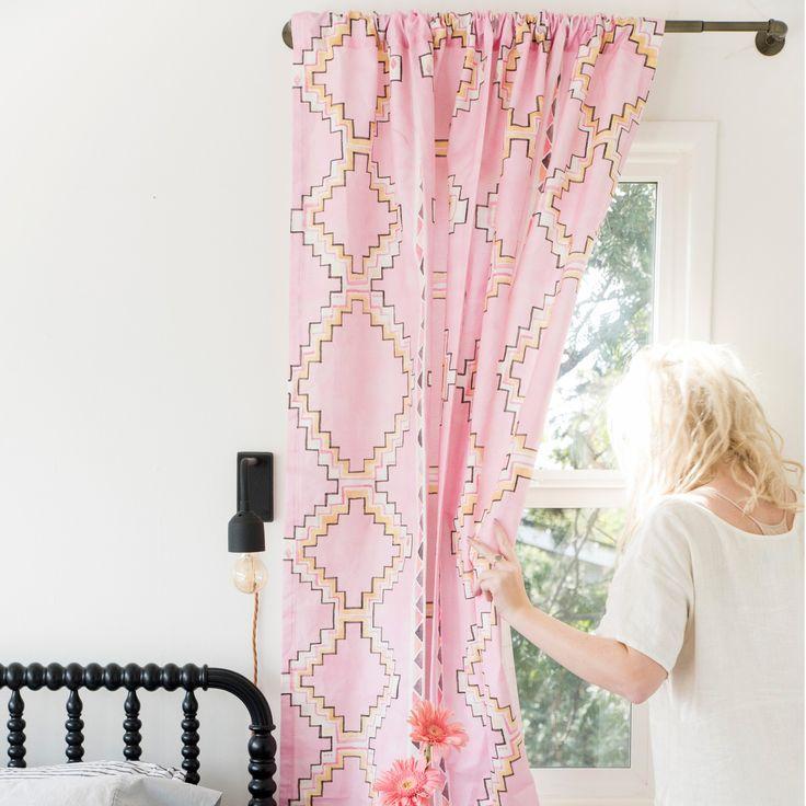 Light Pink Curtains Target: Best 25+ Pink Curtains Ideas On Pinterest
