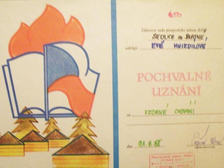 Diplom via Vzpomínky na socialismus