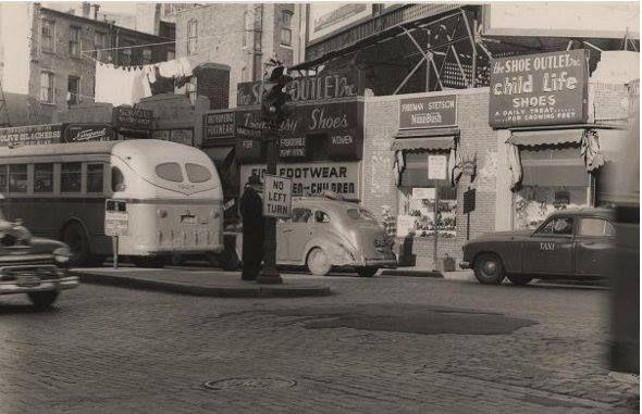 boston 1950s | photography | Boston, In boston, Living in ...
