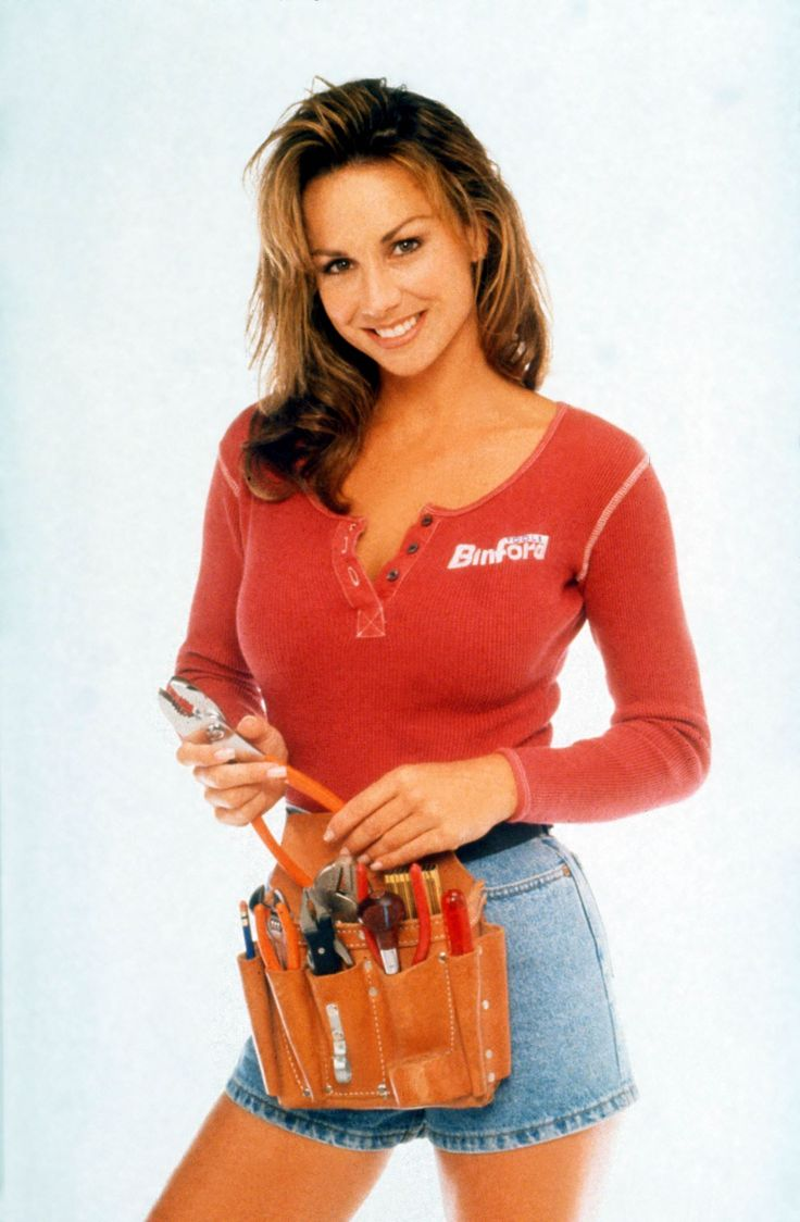 Heidi from home improvement nude