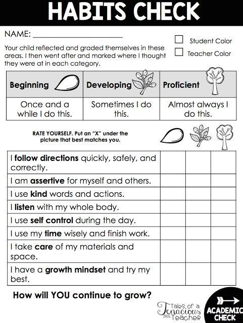 teacher self evaluation forms - fototango