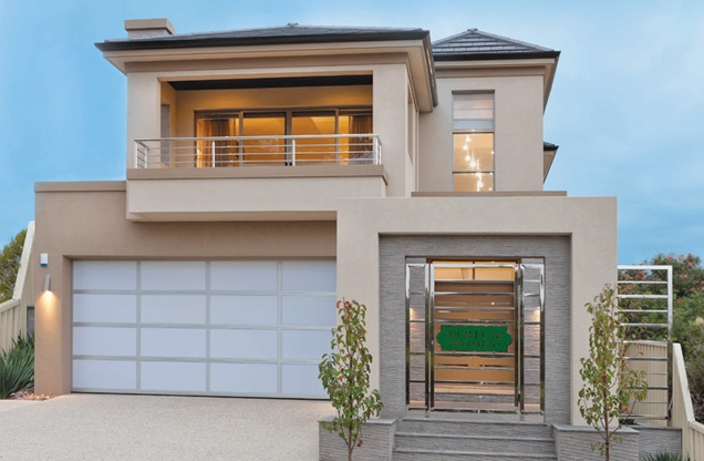 Atrium Display Homes: Blue Gum. Visit www.localbuilders.com.au/display_homes_perth.htm for all display homes in Perth