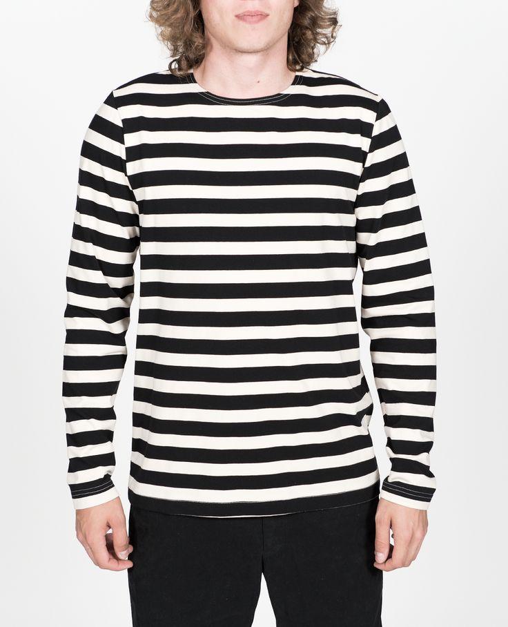R-Collection Stripe shirt