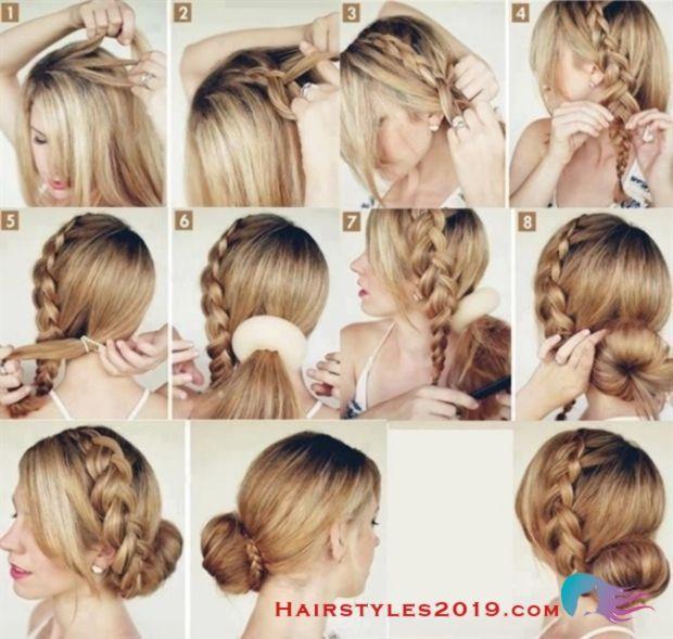 Easy Oktoberfest Hairstyles Tutorial Hairstyles 2019 New Short Bob Long Hairstyles Trends Okto Oktoberfest Frisur Oktoberfest Frisur Einfach Wiesn Frisur