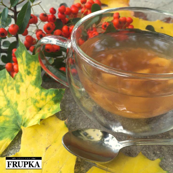 Az isteni Frupka sült tea – sokak kedvenc téli gyümölcsös tea választása! Természetes alapanyagokból.