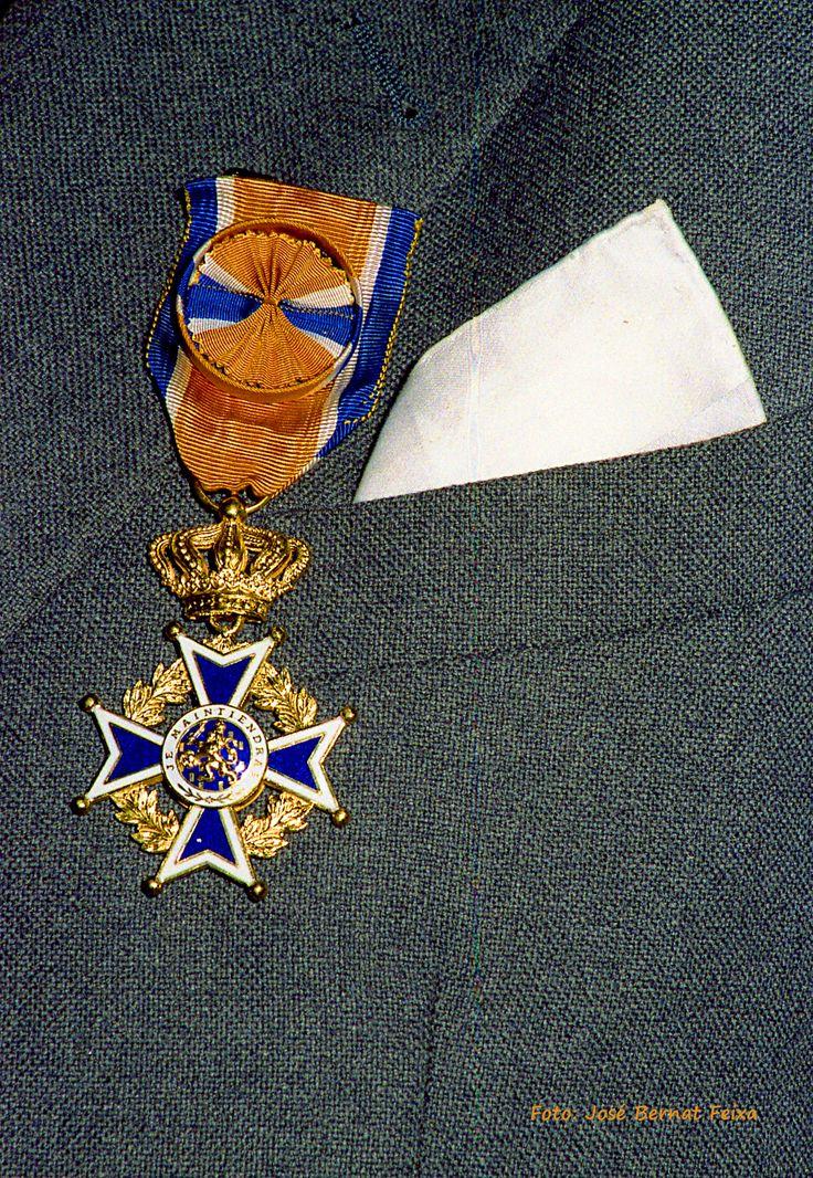 Officier in de Orde van Oranje-Nassau