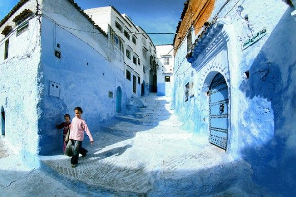 おとぎの国に迷い込みそうな青で彩られたモロッコの街『シャウエン』 | トラベルハック|あなたの冒険を加速する