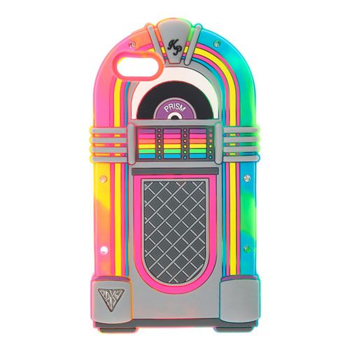 Katy Perry Juke Box Light Up Phone Case - iPhone 5/5S