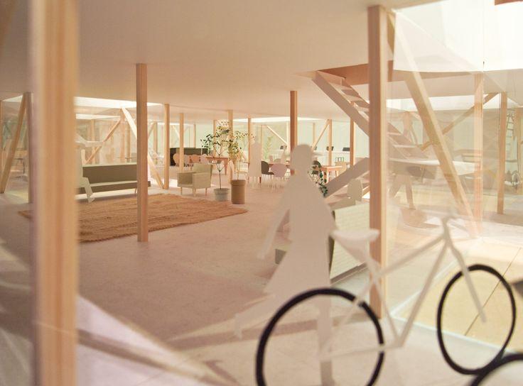 成瀬・猪熊建築設計事務所 » 集まって住む、を考えなおす
