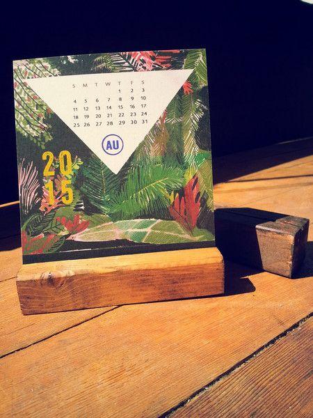 2015 Ferme Calendar | Ferme à Papier