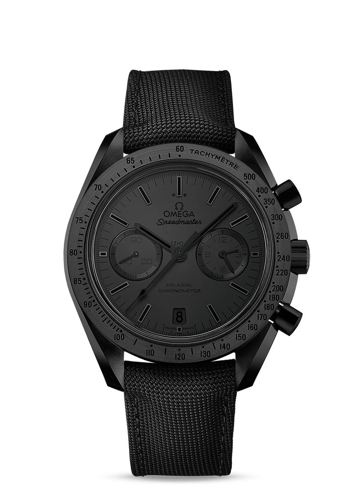 Moonwatch Chronographe Omega Co-Axial 44,25 mm