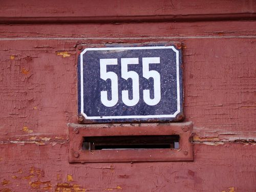 555 always signals a divinely guided change, so trust that you'll be watched over during this change, as it's part of your soul's path.