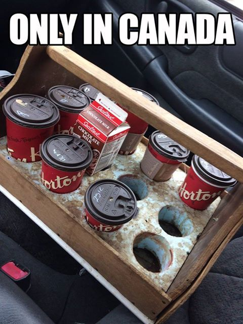 Perfect for a coffee run