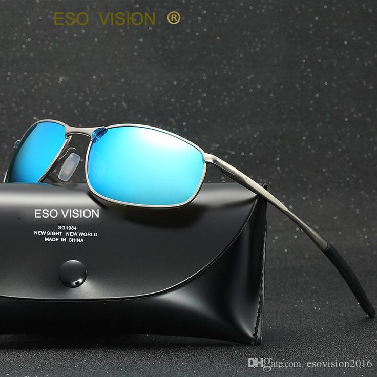Vintage Sport Sunglasses For Man And Woman Fashion Mens Brand Polarize Sunglasses Case Designer Sunglasses Golf Free Ship China Hot Sale Sunglasses Uk Polarised Sunglasses From Esovision2016, $5.93| Dhgate.Com