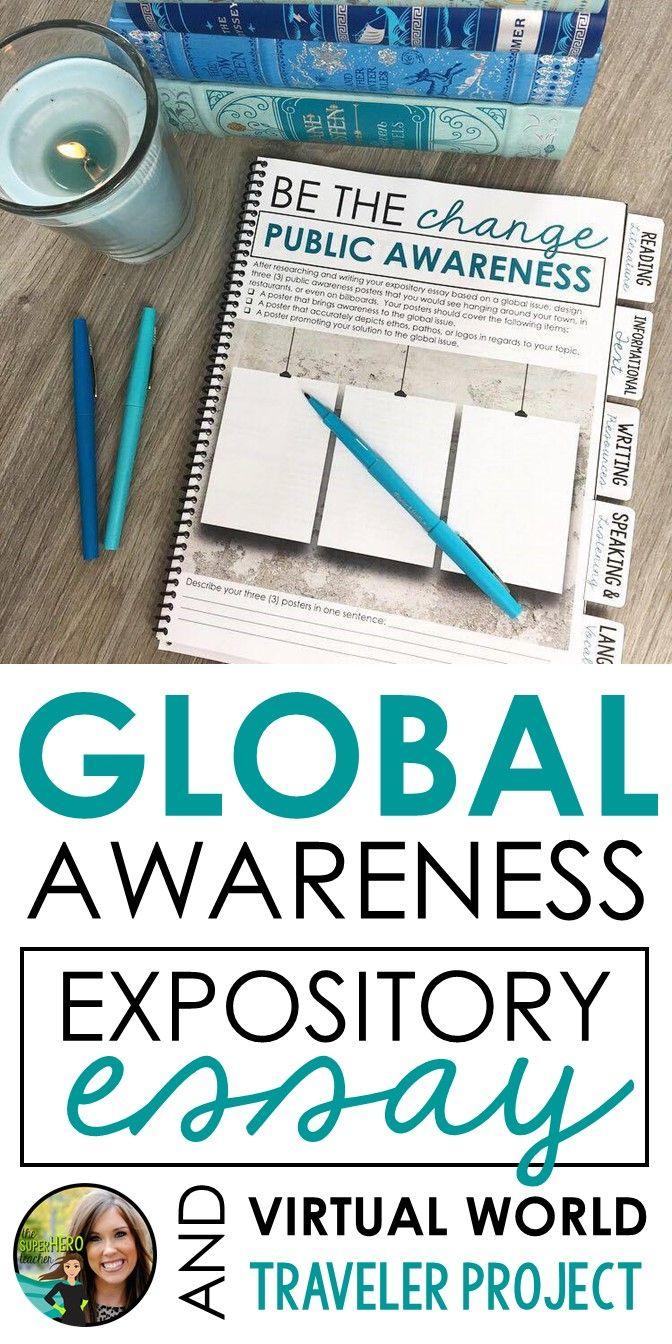 Teaching expository essay writing