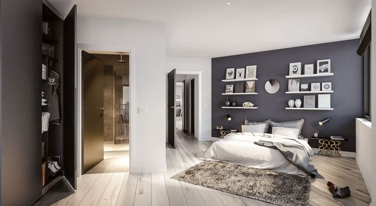 CGarchitect - Professional 3D Architectural Visualization User Community | Apartment bedroom