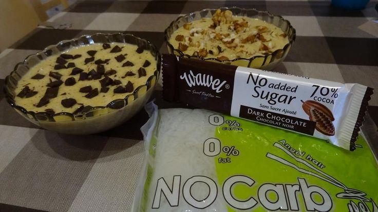No Carb tejberizs | Klikk a képre a receptért!