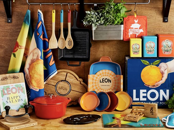 LEON kitchenware for John Lewis on Collaboration Generation – the latest and best in brand innovation