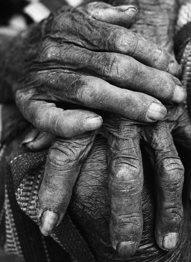 Image result for old hands painting