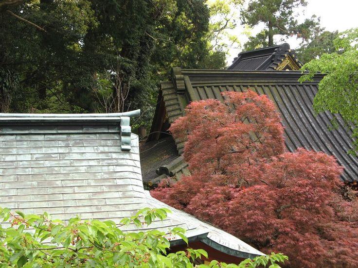 久能山東照宮 Kunōzan Tōshō-gū