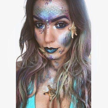 The Best Mermaid Makeup Ideas for Halloween