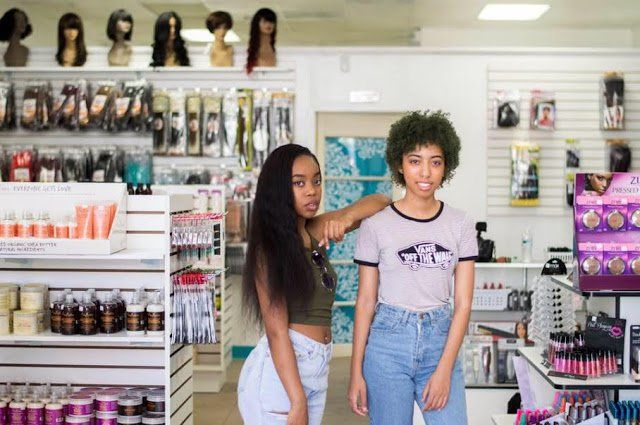 Meet The Two Sisters Who Are The Youngest Owners Of A Beauty Supply Store In California  Read the article here - http://www.blackhairinformation.com/general-articles/news-stories/meet-two-sisters-youngest-owners-beauty-supply-store-california/