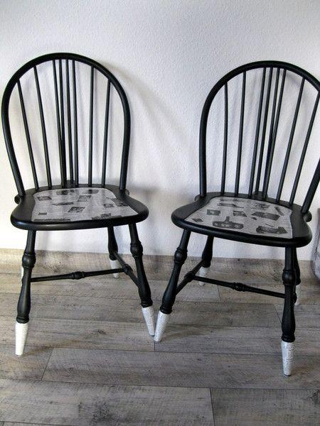 25 beste idee n over stuhl schwarz op pinterest grijze for Design stuhl draht