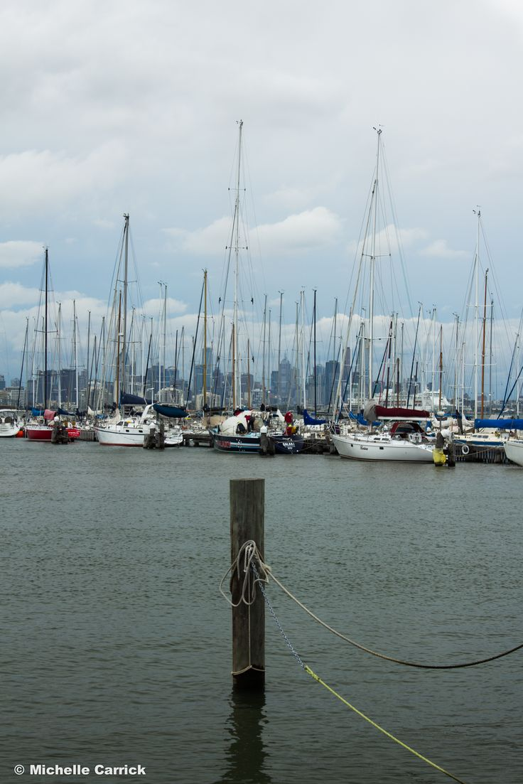 Williamstown Harbour - Melbourne, Victoria, Australia.