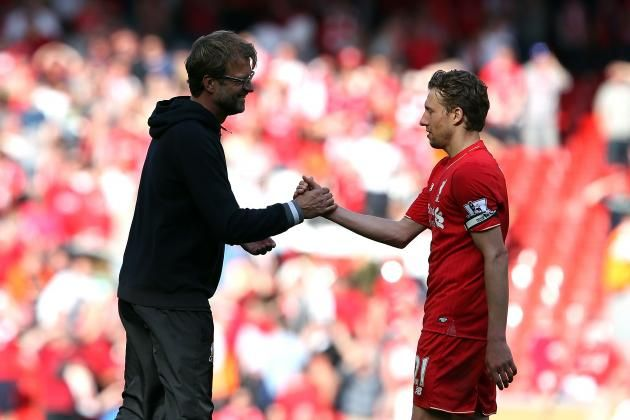 #rumors  Liverpool FC transfer news: Lucas Leiva set for Inter Milan medcial as Reds accept loan offer