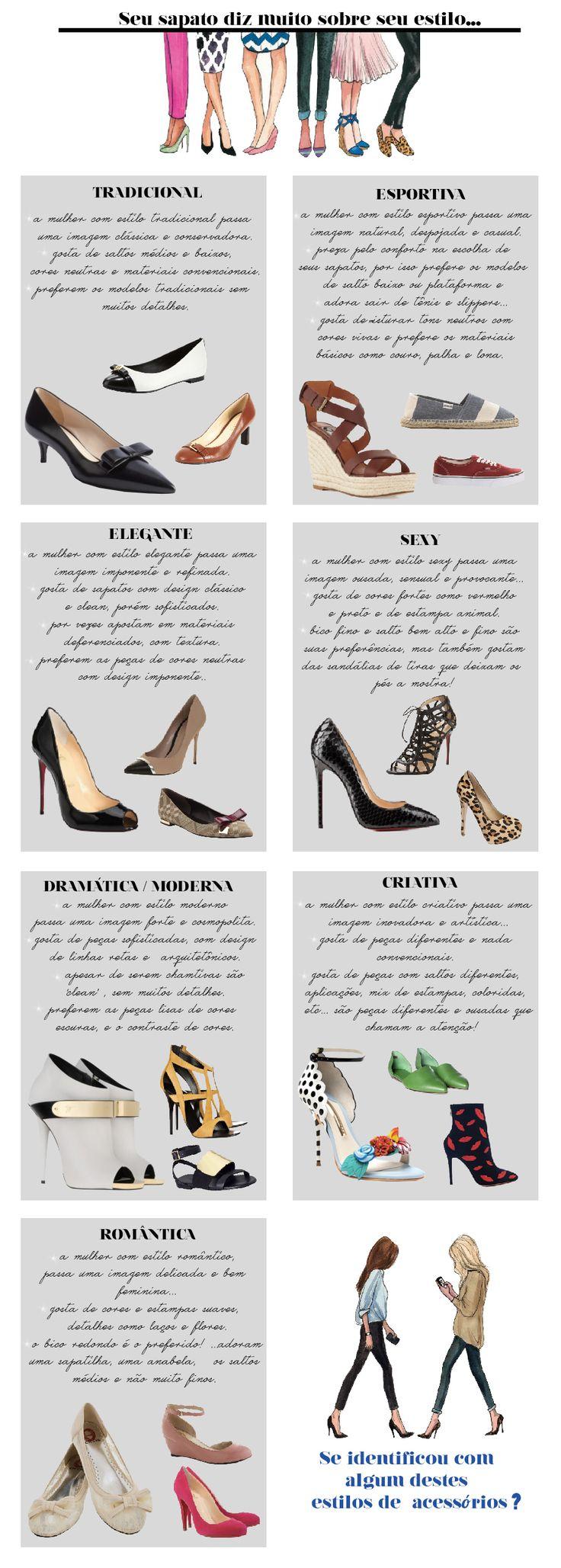 Estilo Pessoal, moda, sapatos, consultoria de estilo, fashion, style, image consulting