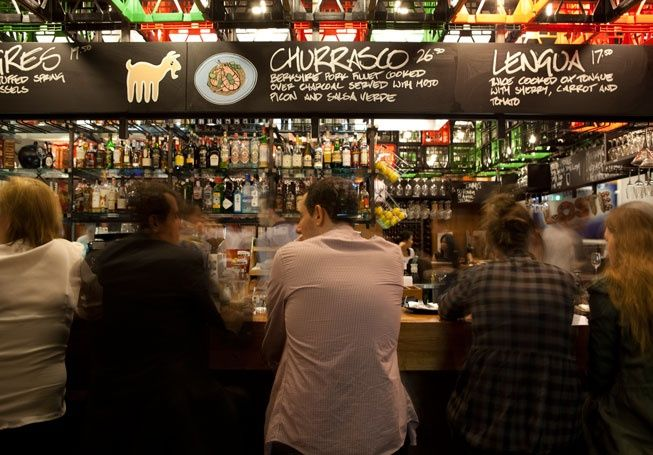 MoVida Opens at the Airport