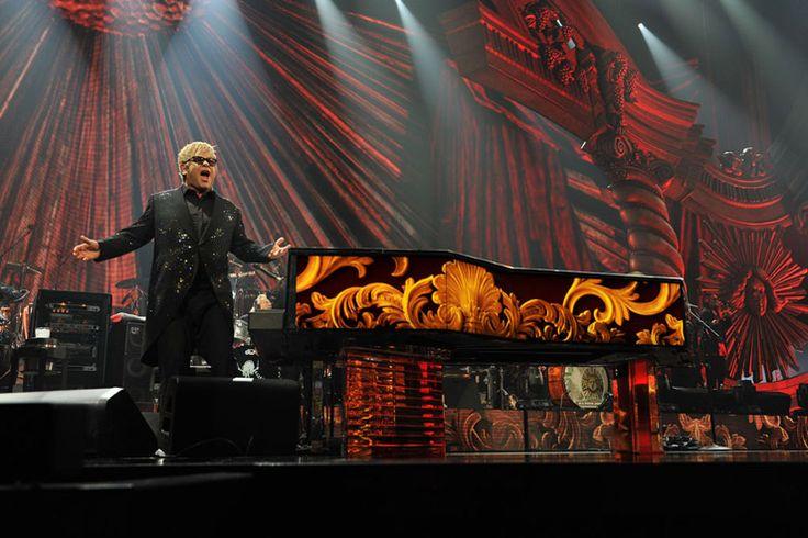 Elton John, Caesars Palace, Las Vegas